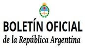 Boletin Oficial RA